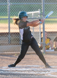 Southwest senior Kamerie Vidales was the winning pitcher in both games against Steele.