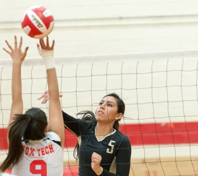 VOLLEYBALL: This week's results (complete, Sept.24)