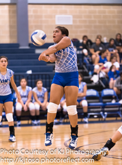 VOLLEYBALL: This week's results (complete, Sept.11)