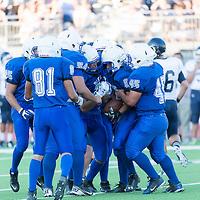 FOOTBALL: Lanier can't overcome Pleasanton's earlylead