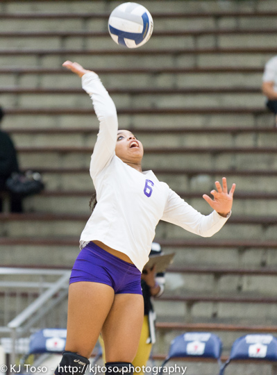 VOLLEYBALL: This week's results (complete, Oct.16)
