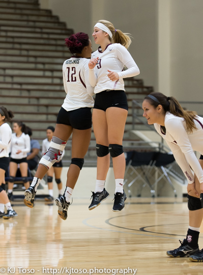 VOLLEYBALL WEEKLY REPORT: McCollum chasing perfection in28-5A