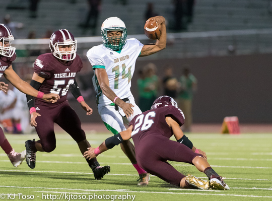 FOOTBALL: This week's results (complete, Sept.25)