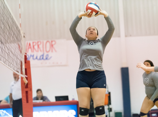 VOLLEYBALL: This week's results (complete, Oct.8)