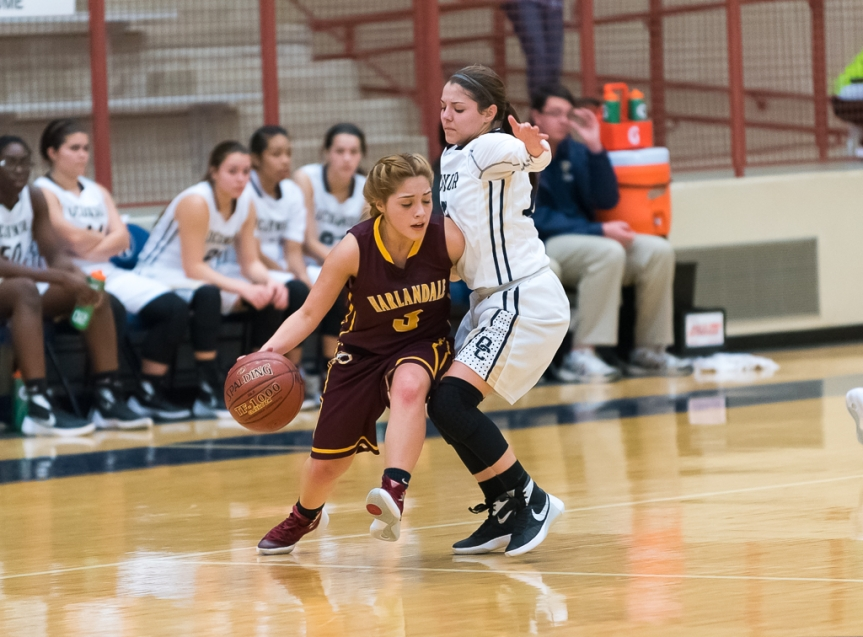 GIRLS BASKETBALL: This week's results(complete)
