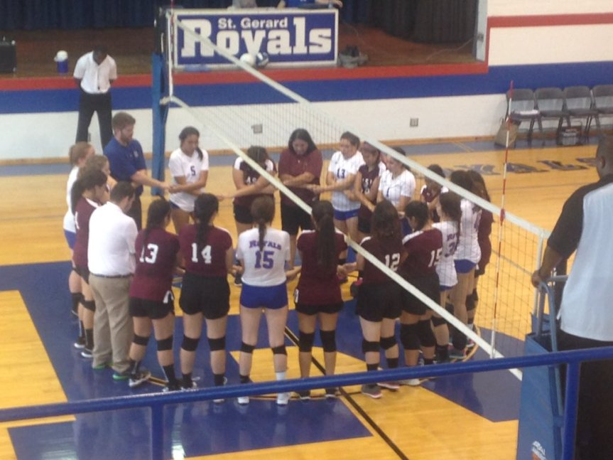 VOLLEYBALL: This week's results (complete, Oct.1)